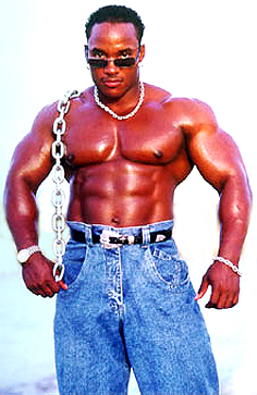 Home of Papoose - IFBB Pro Ivory Turner III